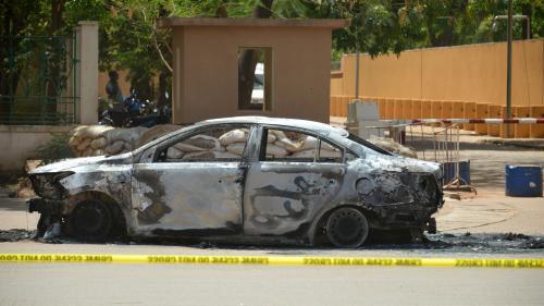 Le groupe jihadiste GSIM revendique les attaques de Ouagadougou