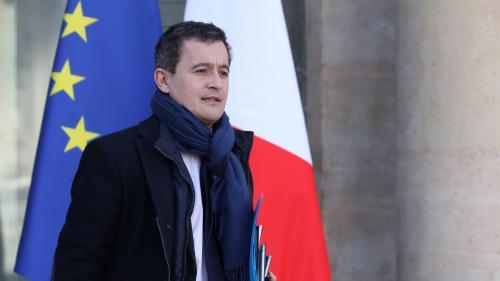 """Visé par une plainte pour """"abus de faiblesse"""", le ministre Gérald Darmanin a porté plainte pour """"dénonciation calomnieuse"""""""