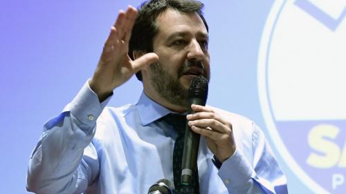 """Une Europe de la rigueur, """"lointaine"""", """"austère"""", """"peu démocratique"""" : en Italie, la tentation eurosceptique"""