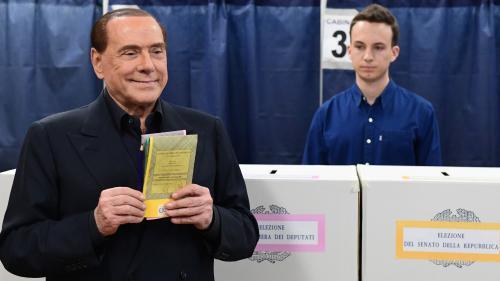 DIRECT. Elections législatives italiennes : les bureaux de vote ferment dans une heure