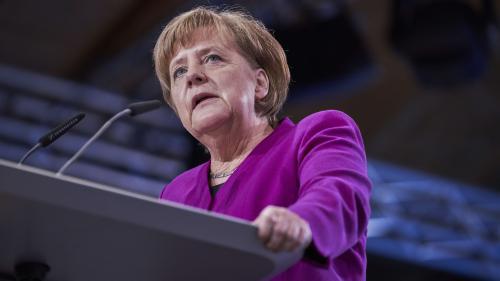 Allemagne : les membres du SPD approuvent une nouvelle coalition avec Angela Merkel