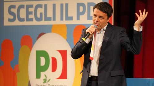 DIRECT. Législatives en Italie: Matteo Renzi annonce sa démission de la présidence du Parti démocrate