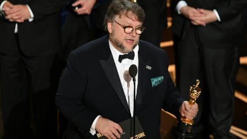 """Oscars 2018 : """"La Forme de l'eau"""" sacré meilleur film. Découvrez le palmarès complet de la cérémonie"""
