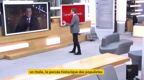 VIDEO. Législatives en Italie : percée historique des populistes
