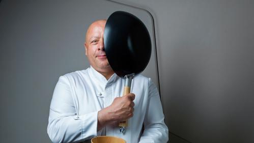 Poulet, miel, jambon, mozzarella... Thierry Marx revisite le célèbre pan bagnat (et les Niçois ne digèrent pas)