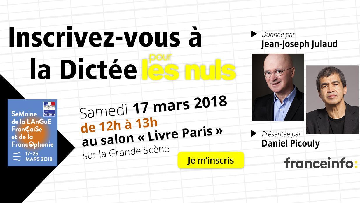V nement la dict e pour les nuls le samedi 17 mars 12h au salon livre paris - Livraison chronopost le samedi ...