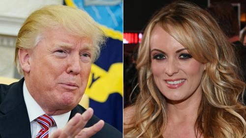 """Etats-Unis : l'ancienne actrice porno Stormy Daniels veut dire """"la vérité"""" sur sa liaison avec Donald Trump"""