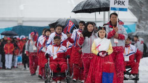 Jeux paralympiques 2018 : les deux Corées ne défileront pas ensemble