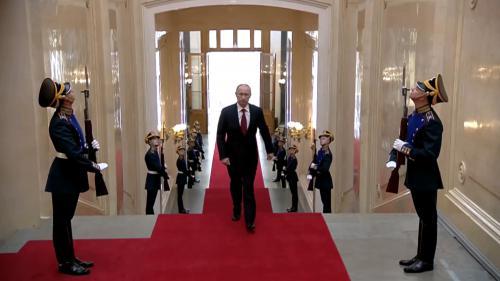 """VIDEO. Regardez en avant-première le documentaire """"La Vengeance de Poutine"""""""