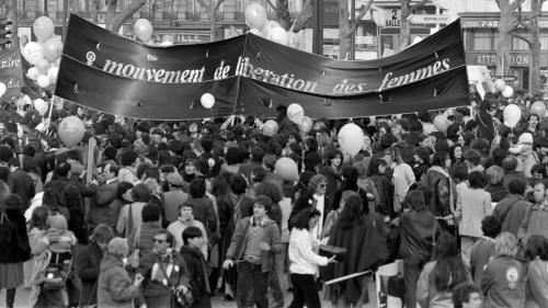 VIDEO. Journée des droits des femmes : de 1977 à 1982, les premiers 8 mars en France