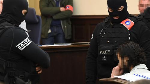 nouvel ordre mondial | Terrorisme : Salah Abdeslam condamné à 20 ans de prison par la justice belge