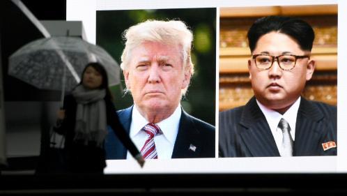 Donald Trump accepte une rencontre historique avec le dirigeant nord-coréen Kim Jong Un