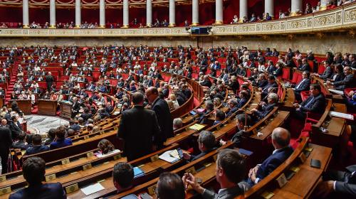 Assemblée nationale : la brigade antifronde de LREM