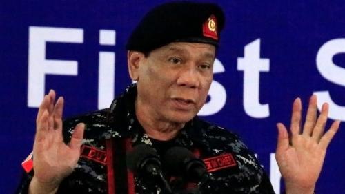 """L'ONU conseille au président philippin de faire un """"examen psychiatrique"""""""