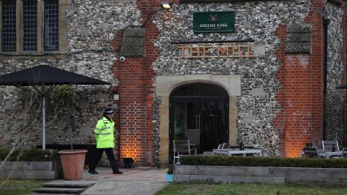 """Ex-espion russe : des """"traces de contamination"""" retrouvées dans un pub et un restaurant de Salisbury"""