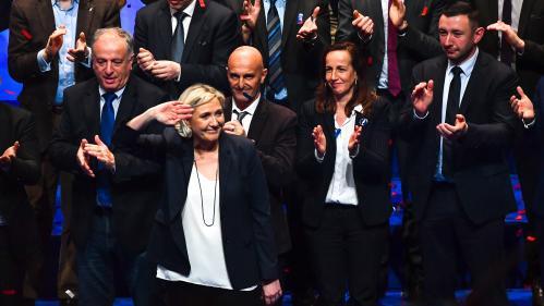 Du Front national au Rassemblement national : ce qu'il faut savoir sur le nom proposé par Marine Le Pen aux militants
