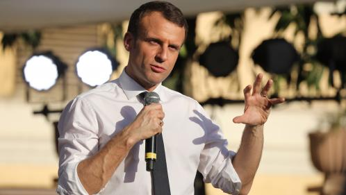 La France va mieux promouvoir le solaire dans les pays émergents, annonce Macron