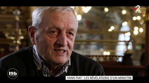 VIDEO. François Léotard est persuadé que Jacques Chirac connaissait la manipulation qui l'impliquait dans l'assassinat de Yann Piat