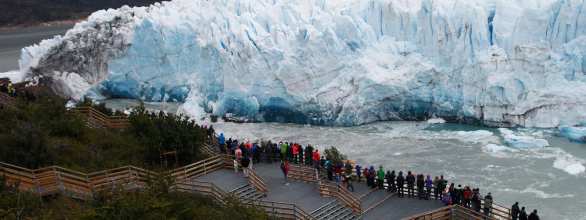 Argentine : le glacier Perito Moreno sur le point de se rompre 14562202