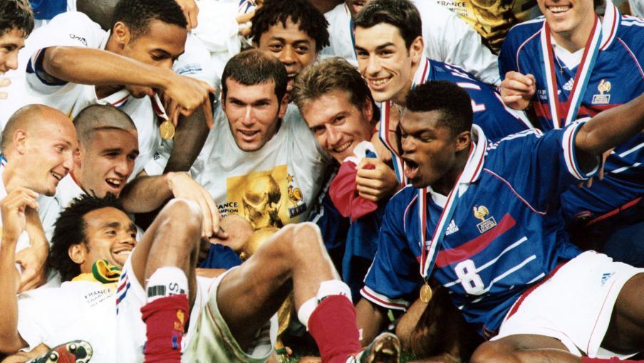 Foot 20 ans apr s la victoire de la france en coupe du - Resultat de la coupe de france de foot ...