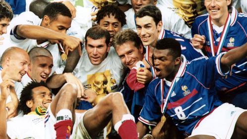 Génération 98 : après la victoire finale, la France en liesse