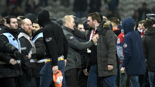 """Incidents à Lille : un supporter """"assume"""" et prévient que ce n'est """"qu'un avertissement"""" pour le club"""