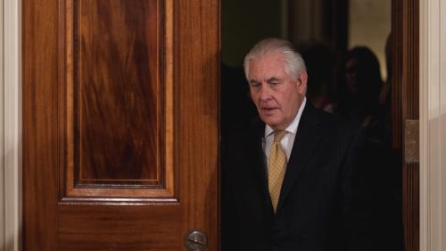 Etats-Unis : Donald Trump écarte son chef de la diplomatie, Rex Tillerson, et le remplace par le patron de la CIA