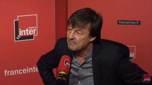 """VIDEO. Affaire Hulot : """"Je ne pardonnerai jamais"""", réagit le ministre"""