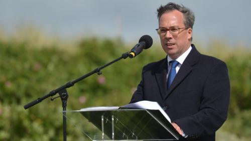 DIRECT. Ex-espion empoisonné : regardez l'interview de l'ambassadeur du Royaume-Uni en France