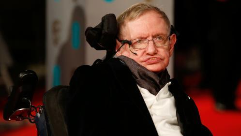 Le célèbre astrophysicien britannique Stephen Hawking est mort à l'âge de 76ans