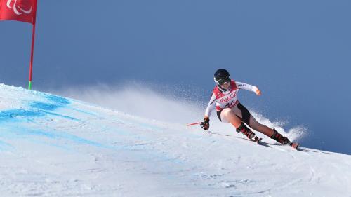 Jeux paralympiques : la skieuse Marie Bochet remporte une troisième médaille d'or en géant