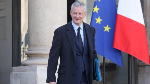 """La France va assigner en justice Google et Apple """"pour pratiques commerciales abusives"""", annonce Bruno Le Maire"""