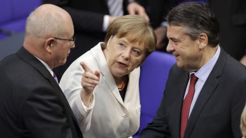 Allemagne : au pouvoir depuis 2005, Angela Merkel est officiellement réélue chancelière pour un 4emandat