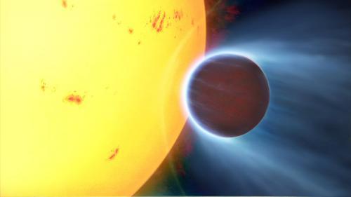 """""""Michel, j'ai trouvé une planète"""" : quand deux astronomes suisses découvraient la première exoplanète, 51 Pegasi b"""