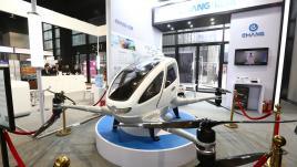 VIDEO. Des taxis drones vont-ils vraiment sillonner le ciel de nos villes ?