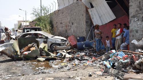 """DOCUMENT FRANCE 2. """"Notre vie, c'est souffrir"""" : au Yémen, plongée dans la pire crise humanitaire au monde"""