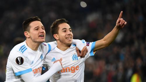Foot : l'Olympique de Marseille affrontera le club allemand du RB Leipzig en quart de finale de la Ligue Europa