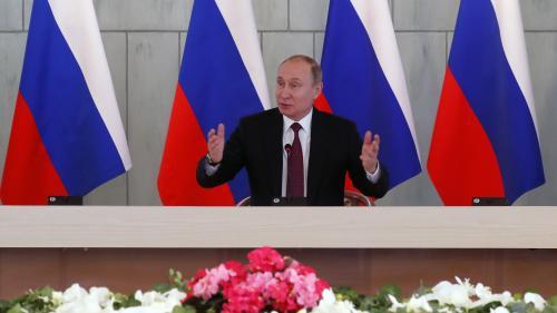 """Présidentielle russe : l'affaire de l'ex-espion empoisonné """"aurait tendance à renforcer Vladimir Poutine aux yeux des Russes"""""""