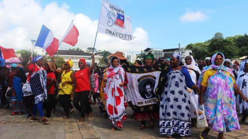 Mayotte : un scrutin sous haute tension