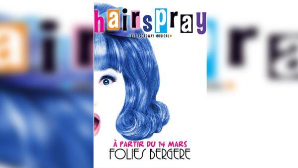 La comédie musicale Hairspray débarque à Paris