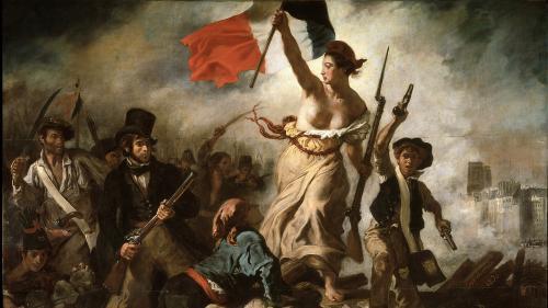 """Facebook s'excuse après avoir censuré les seins nus de """"La Liberté guidant le peuple"""""""