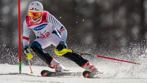 """Lors des Jeux paralympiques d'hiver, Arthur Bauchet a vécu """"tout simplement un rêve éveillé"""""""
