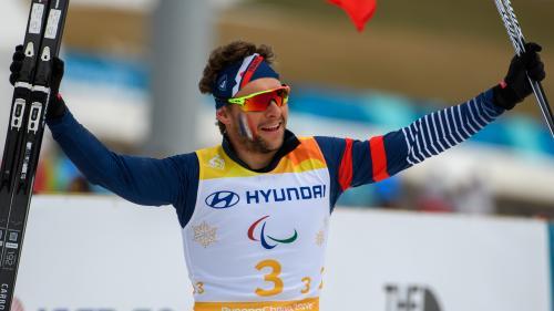 Jeux paralympiques : avec vingt médailles, la France arrive quatrième et fait mieux qu'à Sotchi