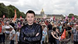 VIDEO. Tournée des médias, appel à l'unité… Olivier Besancenot est de retour (et il a un plan)