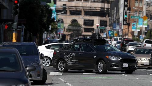 Etats-Unis : une voiture Uber sans conducteur tue une piétonne dans l'Arizona