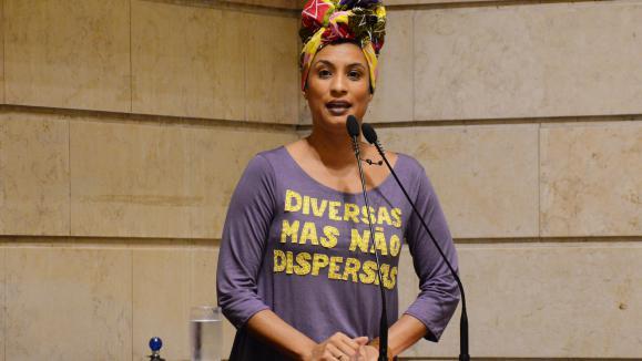 Une élue noire assassinée: le Brésil sous le choc
