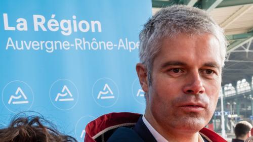 Auvergne-Rhône-Alpes : Laurent Wauquiez accusé d'avoir modifié un amendement après son vote