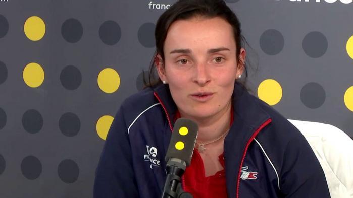 """""""Ce petit doigt me permet de vivre des aventures extraordinaires"""", raconte la championne paralympique Marie Bochet"""