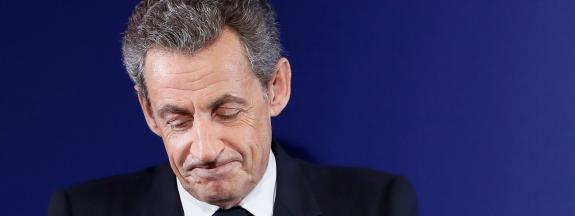 Nicolas Sarkozy, le 20 novembre 2016, à Paris.
