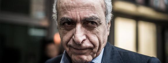 Ziad Takieddine, le 17 novembre 2016, à Paris.